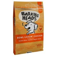 Barking Heads Bowl Lickin' Chicken 12 kg