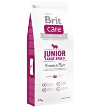 Brit Care Dog Junior Large Breed Lamb & Rice 12 kg