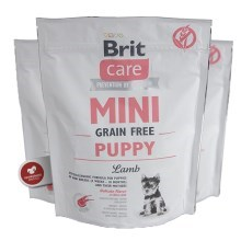 Brit Care Mini GF Puppy Lamb 400 g