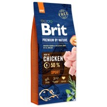 Brit Premium by Nature Sport 15 kg