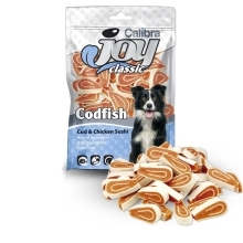 Calibra Joy Dog Classic Cod & Chicken Sushi 80 g