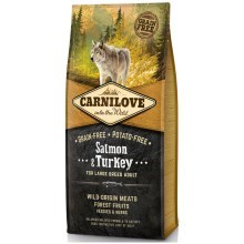 Carnilove Adult Dog Large Breed Salmon & Turkey 12 kg