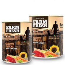 Farm Fresh konzerva Horse & Carrots 800 g