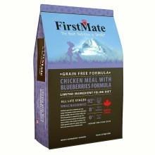 FirstMate Chicken With Blueberries Cat 1,8 kg