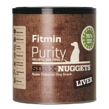 Fitmin Dog Purity Snax Nuggets Liver 180 g