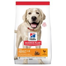 Hill's Canine Adult Light Large Chicken 18 kg