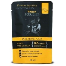 Kapsička Fitmin Cat For Life Chicken 85 g