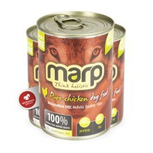 Marp Holistic Dog konzerva Pure Chicken 400 g
