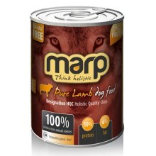 Marp Holistic Dog konzerva Pure Lamb 400 g