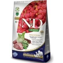 N&D GF Quinoa Dog Digestion Lamb & Fennel 7 kg