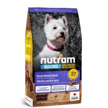 Nutram S7 Sound Small Breed Adult Dog 2 kg