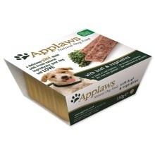 Paštéta Applaws Dog Pate with Beef & vegetables 150 g