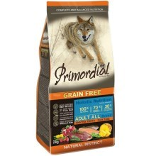 Primordial Dog Adult Trout & Duck 12 kg