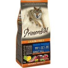 Primordial Dog Adult Tuna & Lamb 2 kg