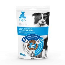 The Pet+ Dog Active Treat 100 g