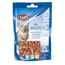 Trixie Premio Cat Mini Fish Nuggets 50 g