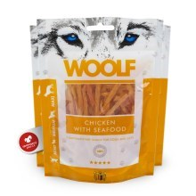 Woolf Chicken & Seafood 100 g